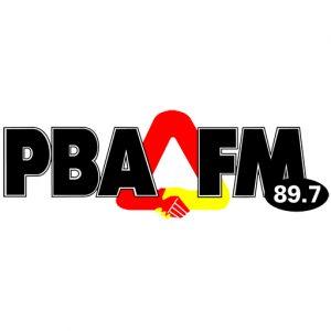 PBA-FM Logo