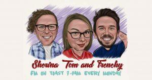 Monday FM on Toast