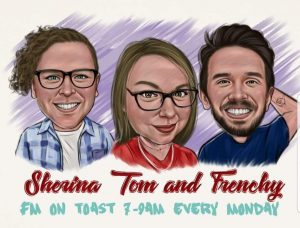 Monday FM on Toast
