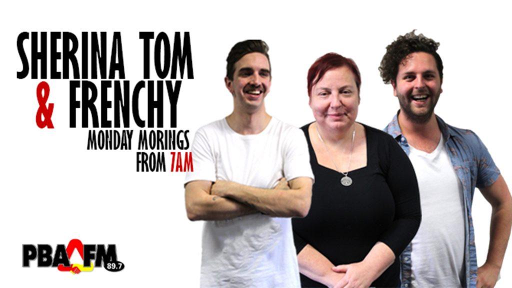 Sherina, Tom & Frenchy