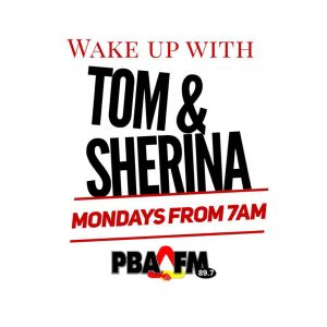 Wake Up With Tom and Serina