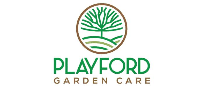 Playford Garden Care Logo