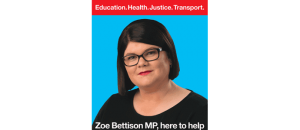 Zoe Bettison MP